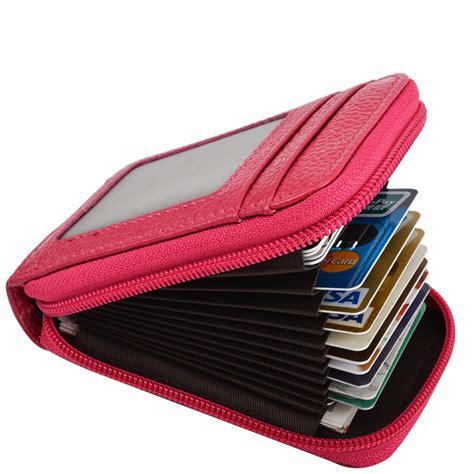 Credit Card Case Womens Womens Credit Card Wallets Handbags Wallets Cases