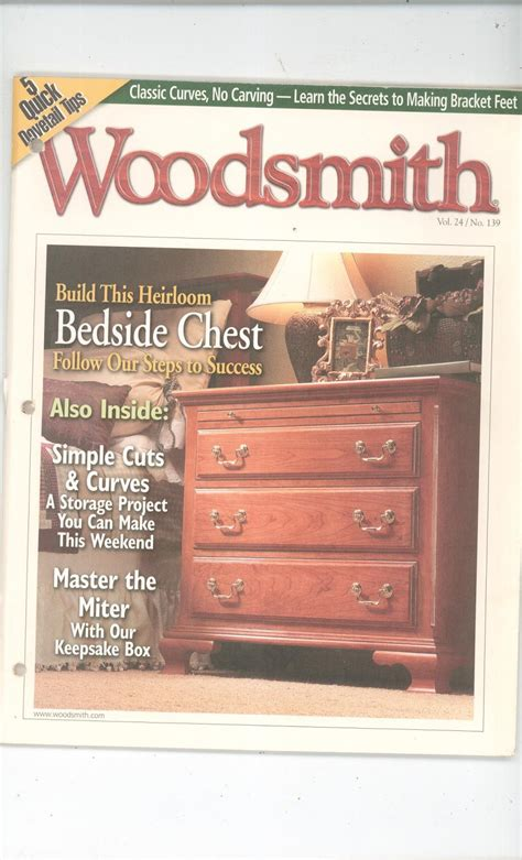 wood magazine index