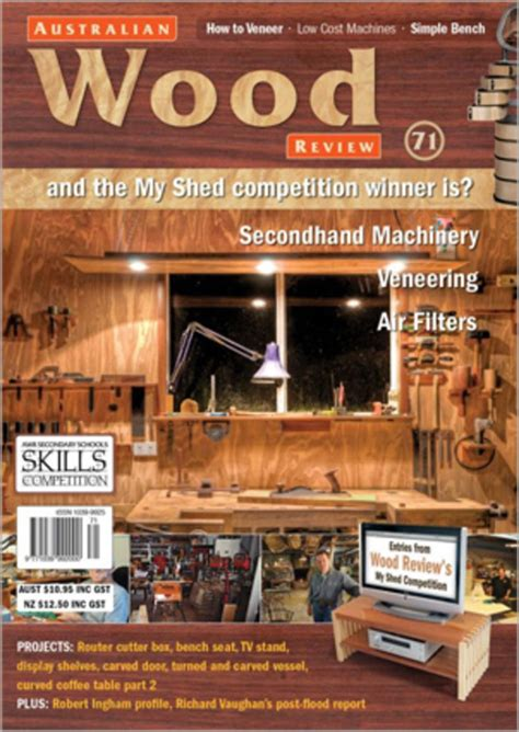 wood magazine review