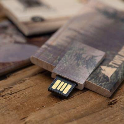 Wood Credit Card Flash Drive Photoflashdrive Custom Usb Flash Drives And Photo Packaging