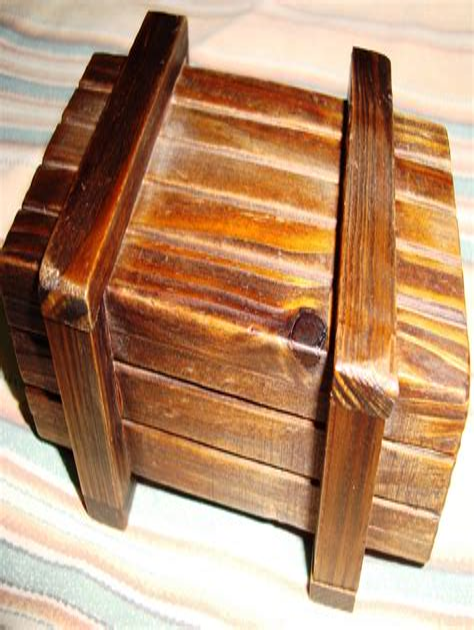 Wood Box Plans Free