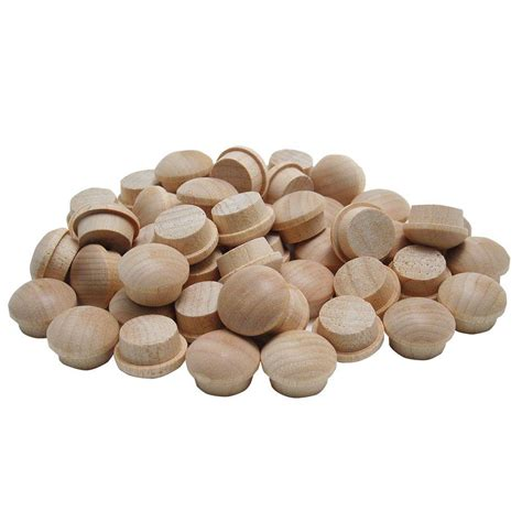 Wood Buttons For Furniture