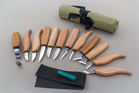 Wood Carving Supplies