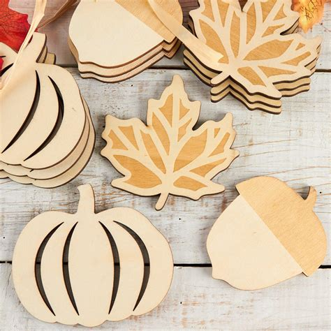 Wood Cutouts For Crafts