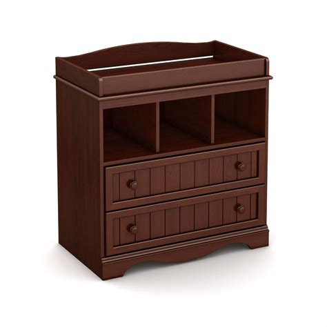 Wood Dresser Changing Table