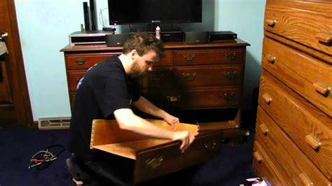 Wood Dresser Repair