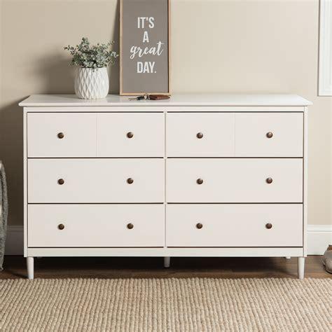 Wood Dresser White