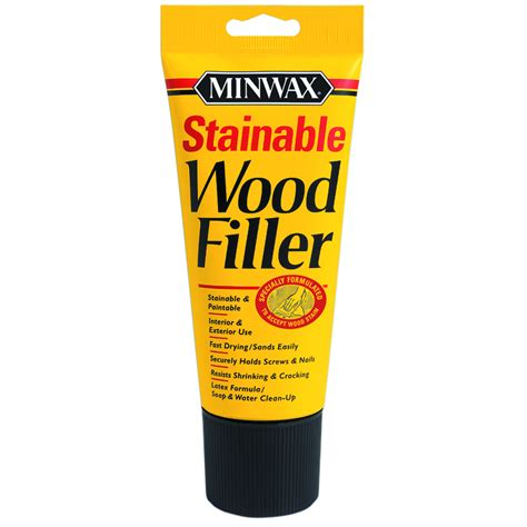 Wood Filler Lowes