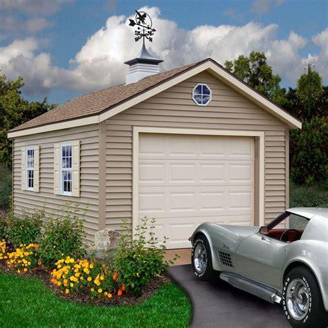Wood Garage Kits Prices