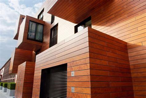 Wood House Siding