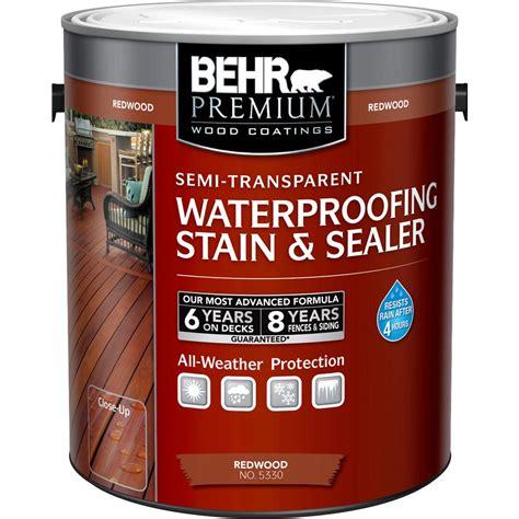 Wood Sealer Paint