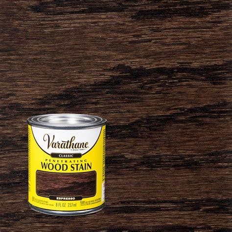 Wood Stain Espresso
