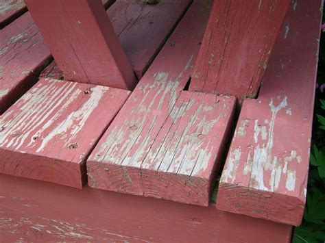 Wood Stain Or Paint