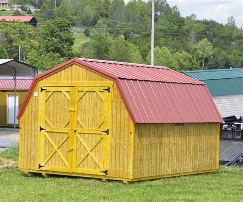 Wood Storage Sheds Sale