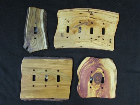 Wood Switch Plate Covers