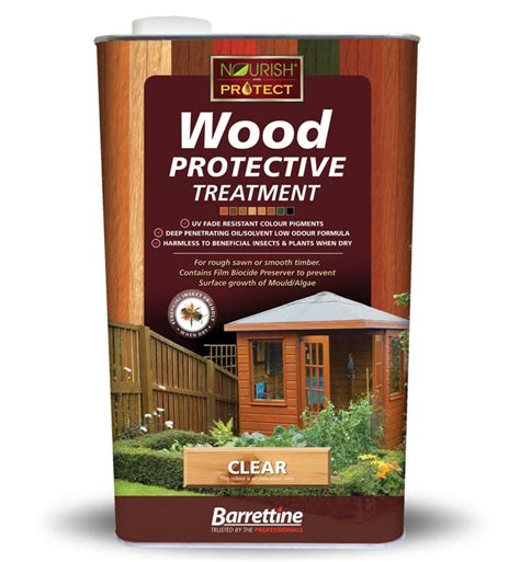 Wood Treatment Products