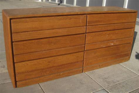 Wood Veneer Dresser