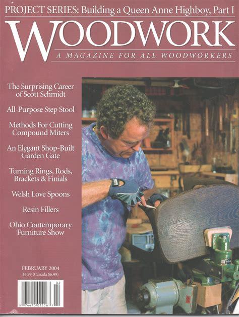 Wood Work Magazine