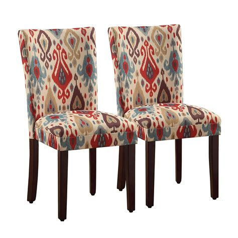 Woodard Parsons Upholstered Dining Chair (Set of 2)
