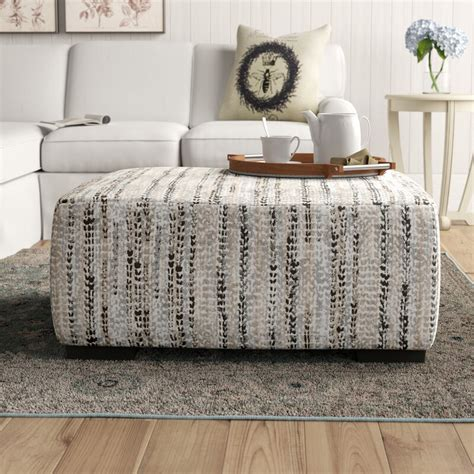 Woodberry Cocktail Ottoman