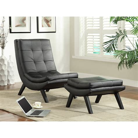 Woodbine Slipper Chair and Ottoman