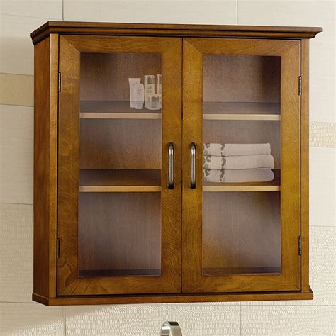 Wooden Storage 20 x 24 Wall Mounted Cabinet