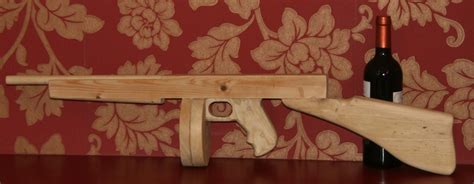 Tommy-Gun Wooden Tommy Gun Pattern Pdf.