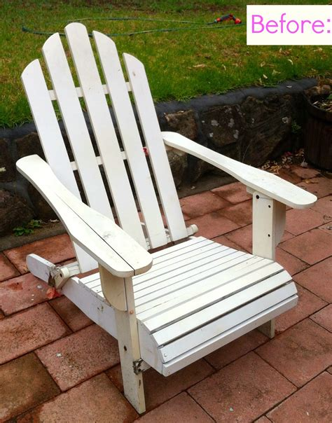 Wooden Beach Chair Plans
