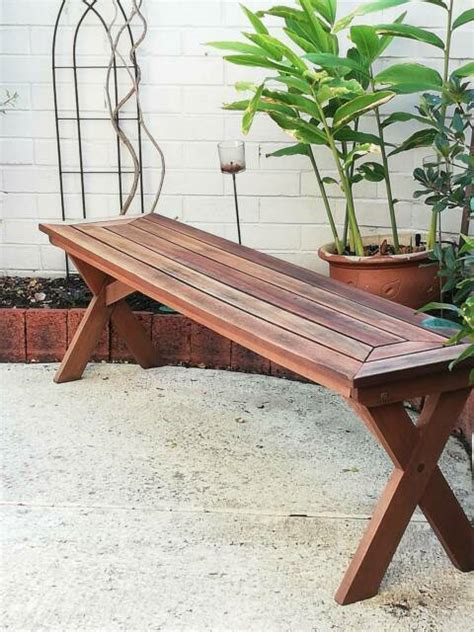 Wooden Bench Gumtree Perth