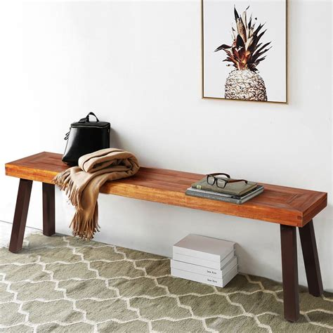 Wooden Bench Indoor