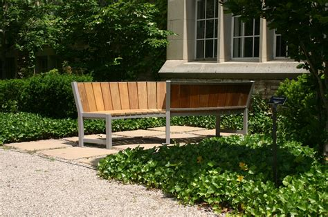 Wooden Bench London Ontario