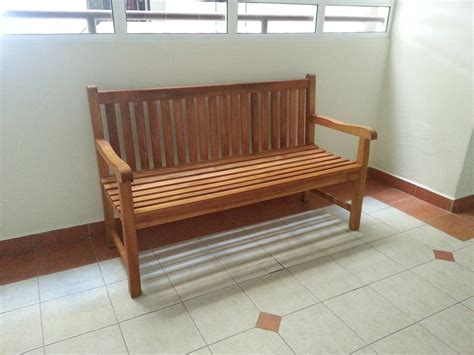 Wooden Bench Malaysia