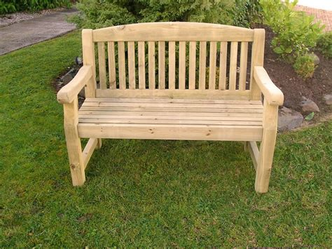 Wooden Bench On Ebay