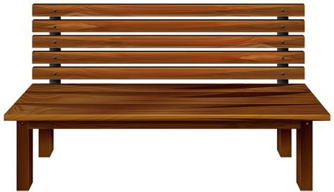 Wooden Bench Png