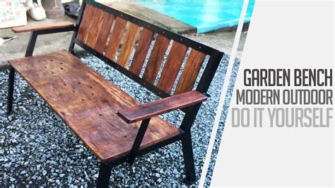 Wooden Bench Youtube