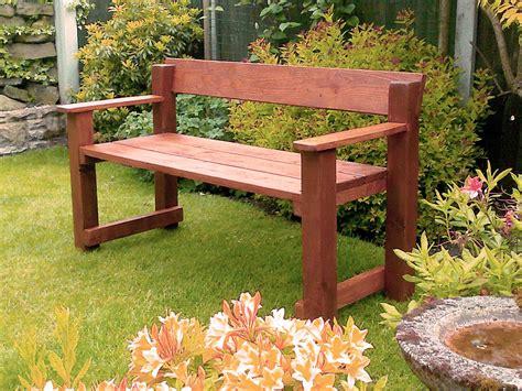 Wooden Benches For Garden