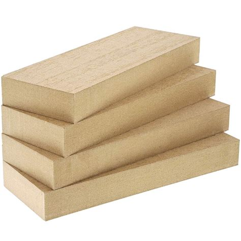 Wooden Blocks Unfinished