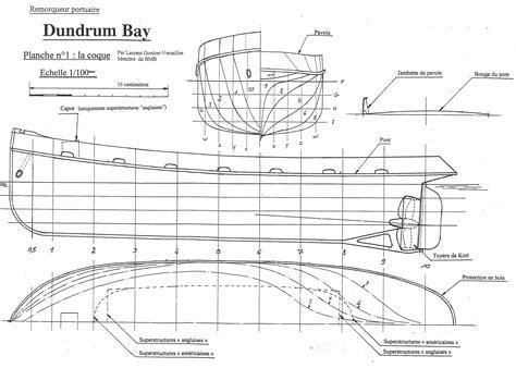 Wooden Boat Blueprints