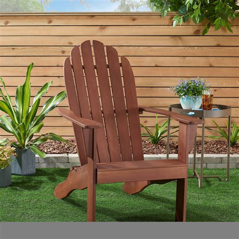 Wooden Chairs Garden