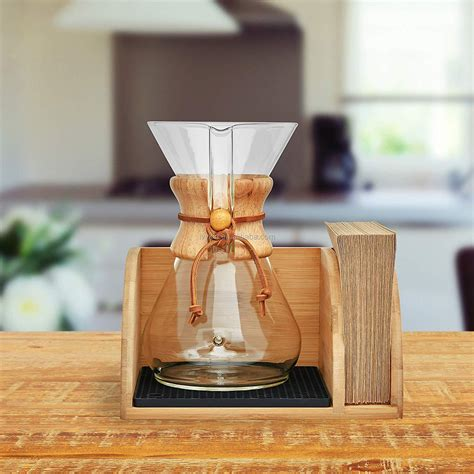 Wooden Coffee Filter