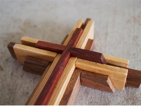 Wooden Cross Woodworking Plans
