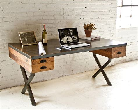 Wooden Desk Design Ideas