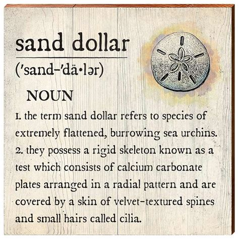 Wooden Dollars Meaning