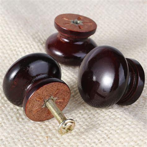Wooden Dresser Knobs