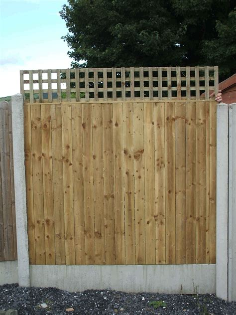 Wooden Fence Posts Homebase