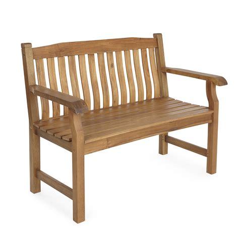 Wooden Garden Bench B And Q