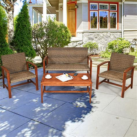 Wooden Garden Patio Sets