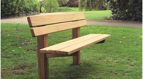 Best 38 Wooden Park Bench Plans Pdf Video Free Download