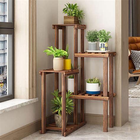 Wooden Plant Stands Indoor Uk