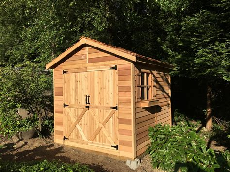 Wooden Shed Kits For Sale